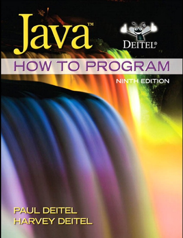 java how to program early objects 10th edition pdf